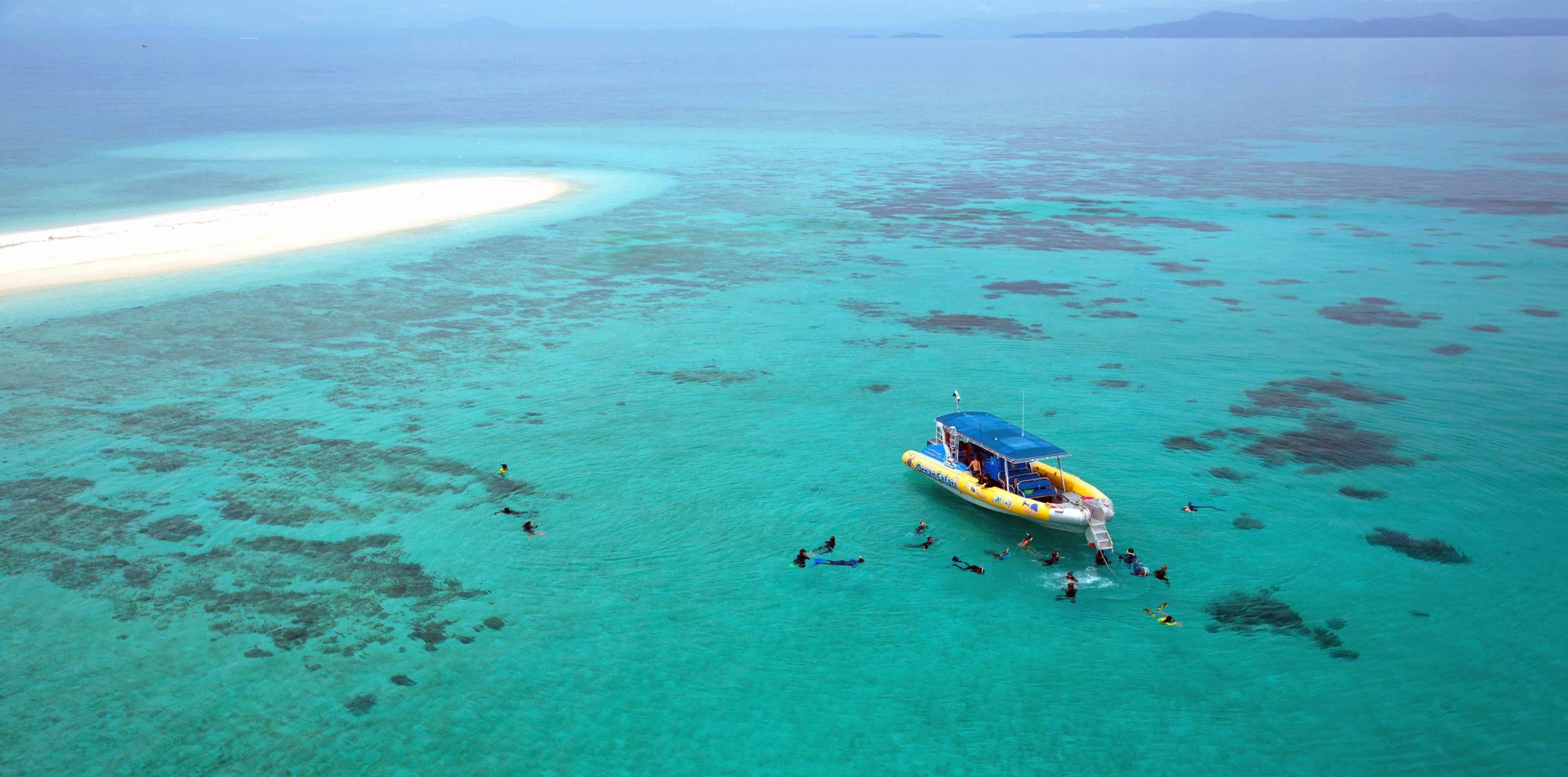 8 Day Beaches & Reef Self Drive