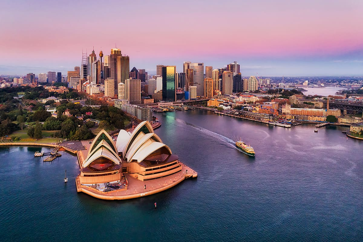 Sydney And Blue Mountains