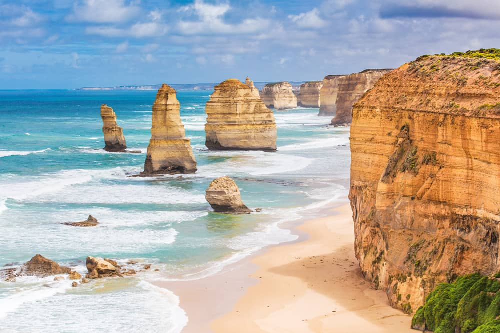 Melbourne And Great Ocean Road