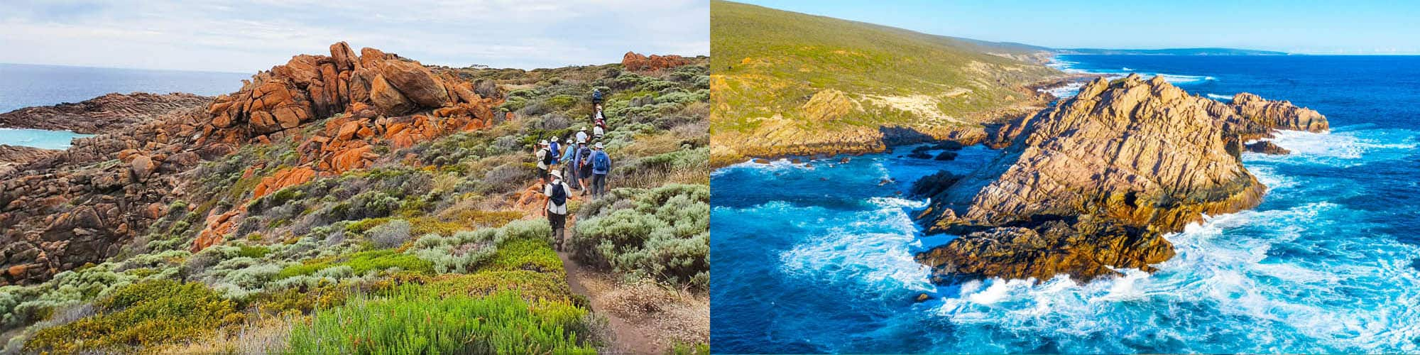 Cape to Cape and Bibbulmun walk