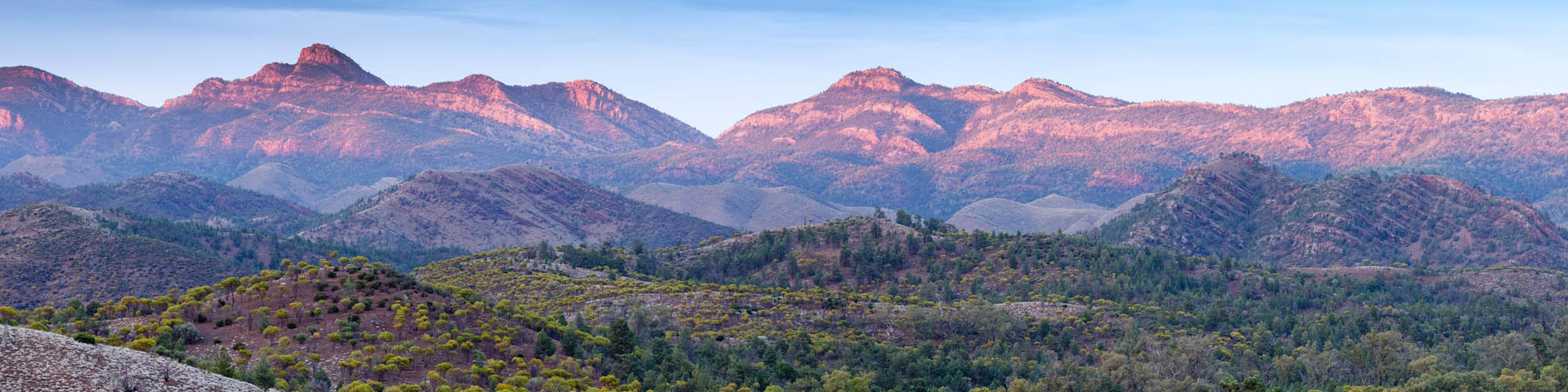 Flinders Ranges walk