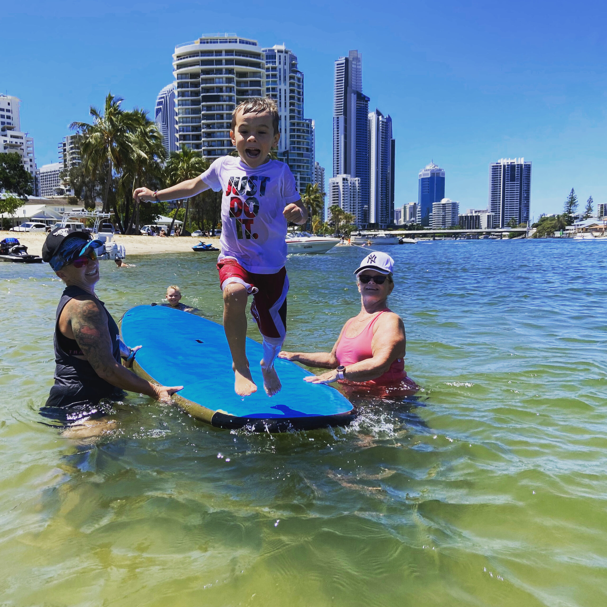 HIRE Stand Up Paddle board  - 1 HOUR