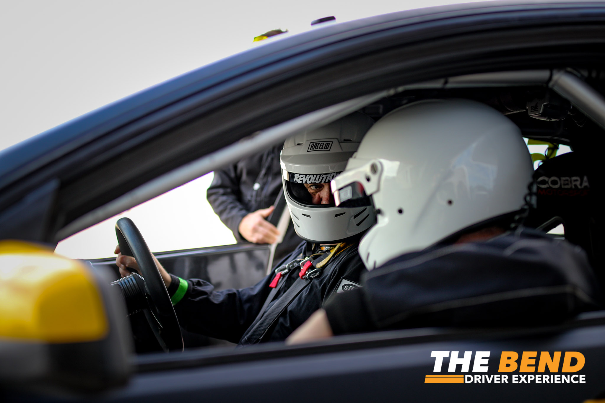 V8 Mustang Drive Experience - 5 Laps