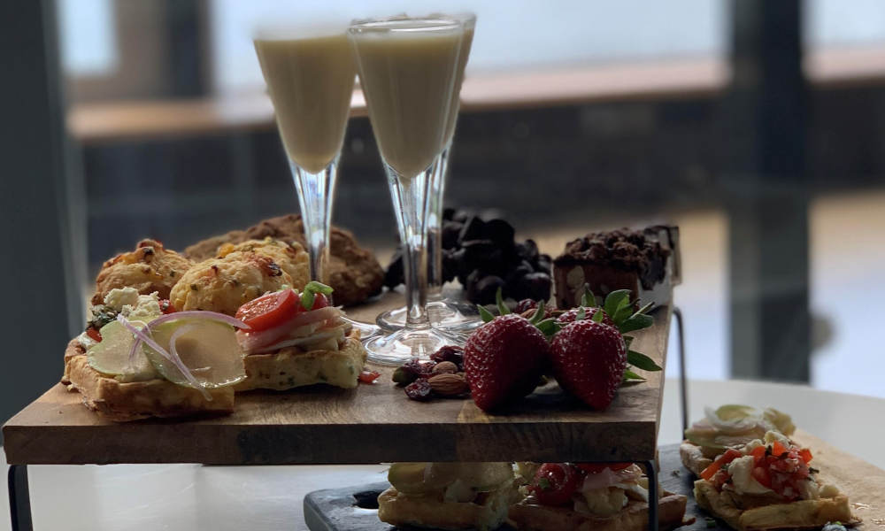 Nougat and Wine Pairing Brunch with Tour