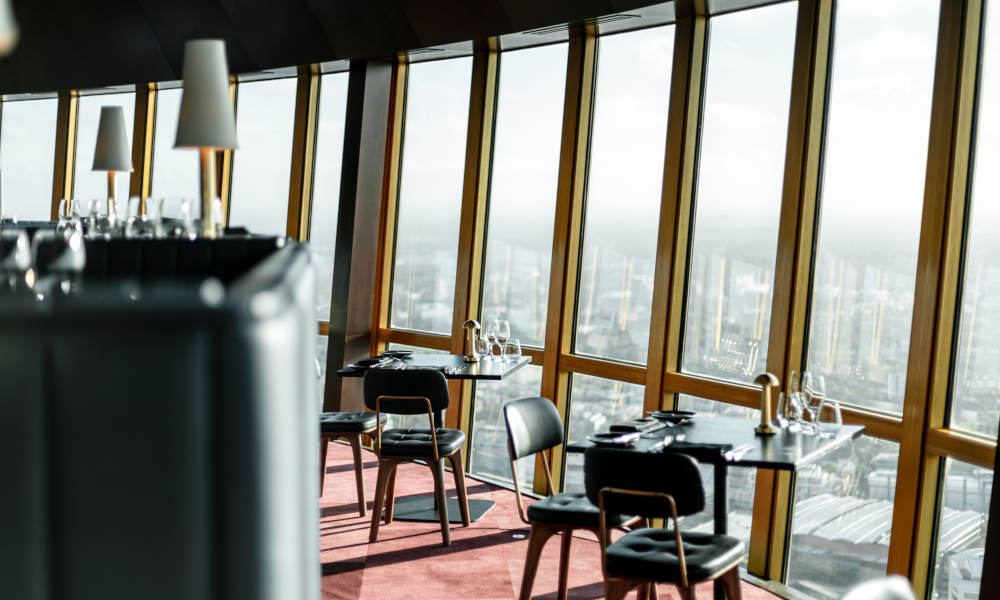Infinity at Sydney Tower