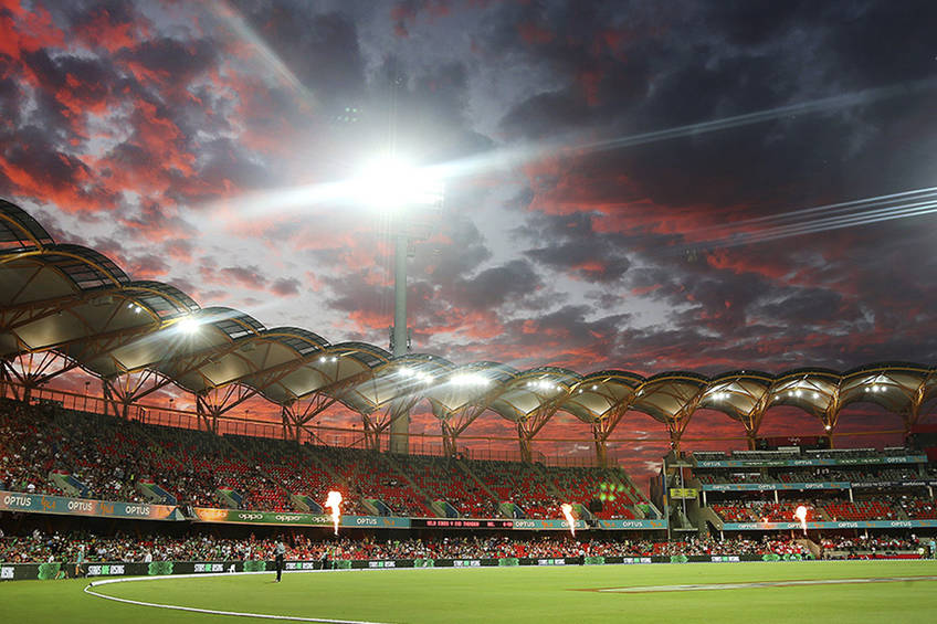 Dugout Experience at Melbourne Stars vs. Adelaide Strikers Game (Metricon Stadium)