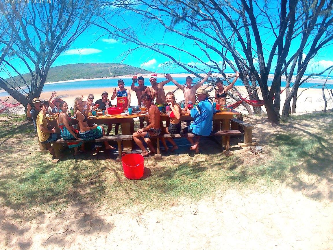 1770 CASTAWAY SURVIVOR 4day/3nt Island Adventure Tour Christmas Special Free Christmas Lunch