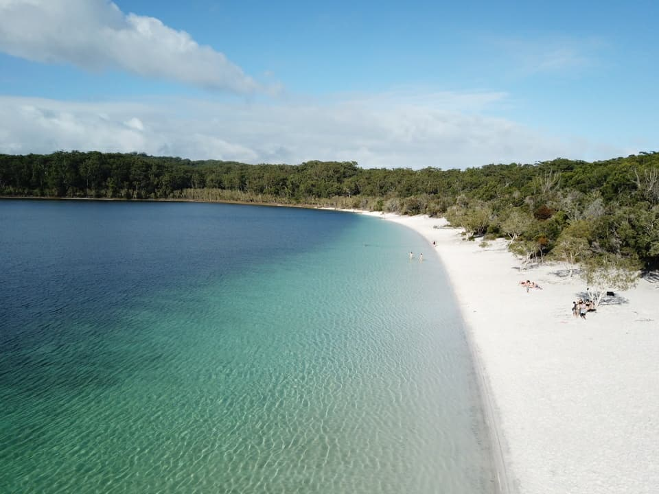 Fraser Island Exclusive 4WD tour