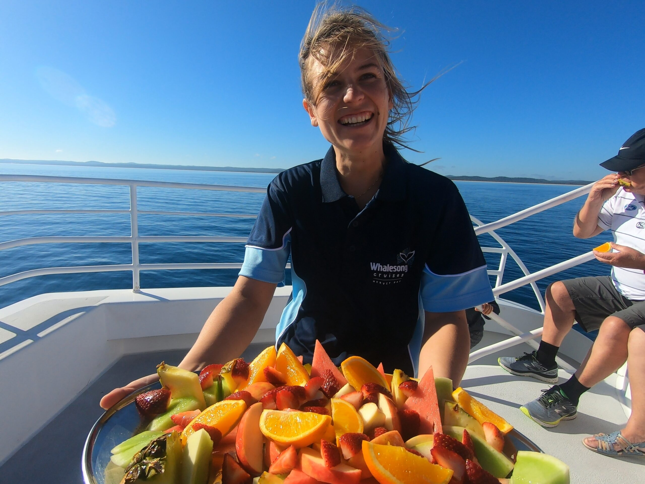 Hervey Bay Whale Search and Dolphin Watch