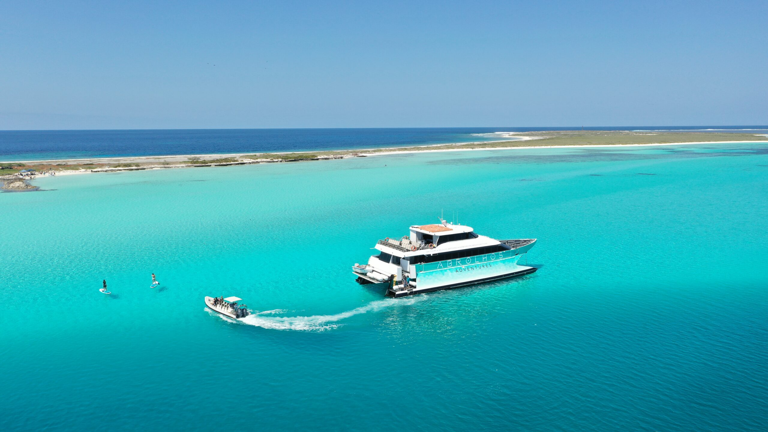 Abrolhos Islands Fast Ferry All-Day Adventure Tour