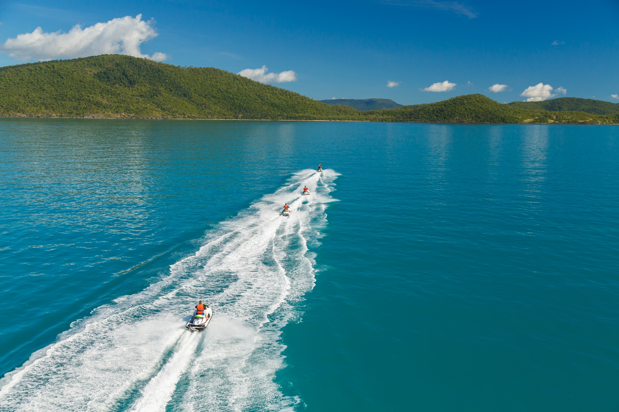 RIDE AND GLIDE - SEGWAY, JETSKI AND OCEAN RAFTING PACKAGE