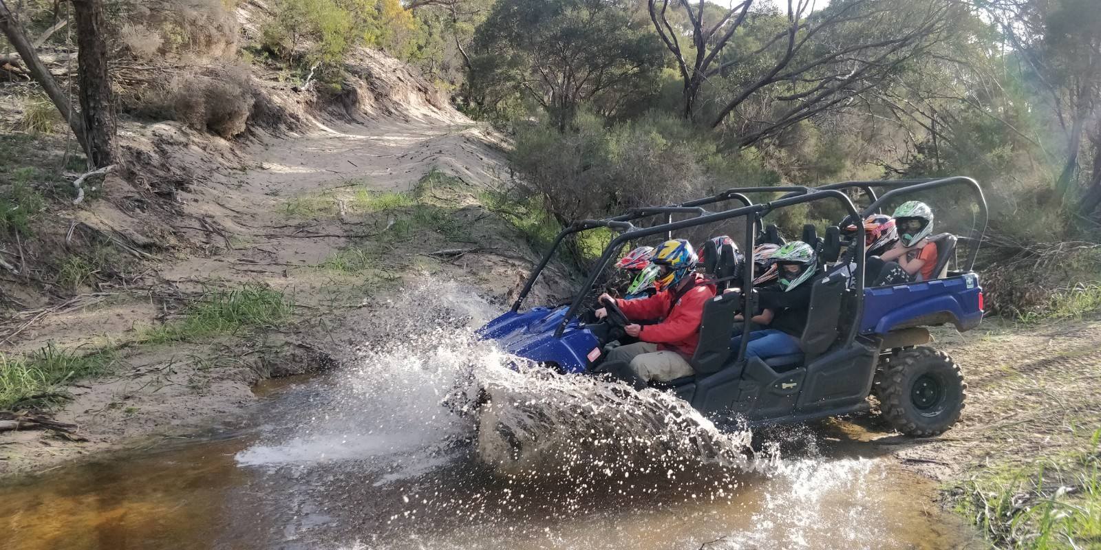 Surf & Sand Buggy Adventure (2 hours)