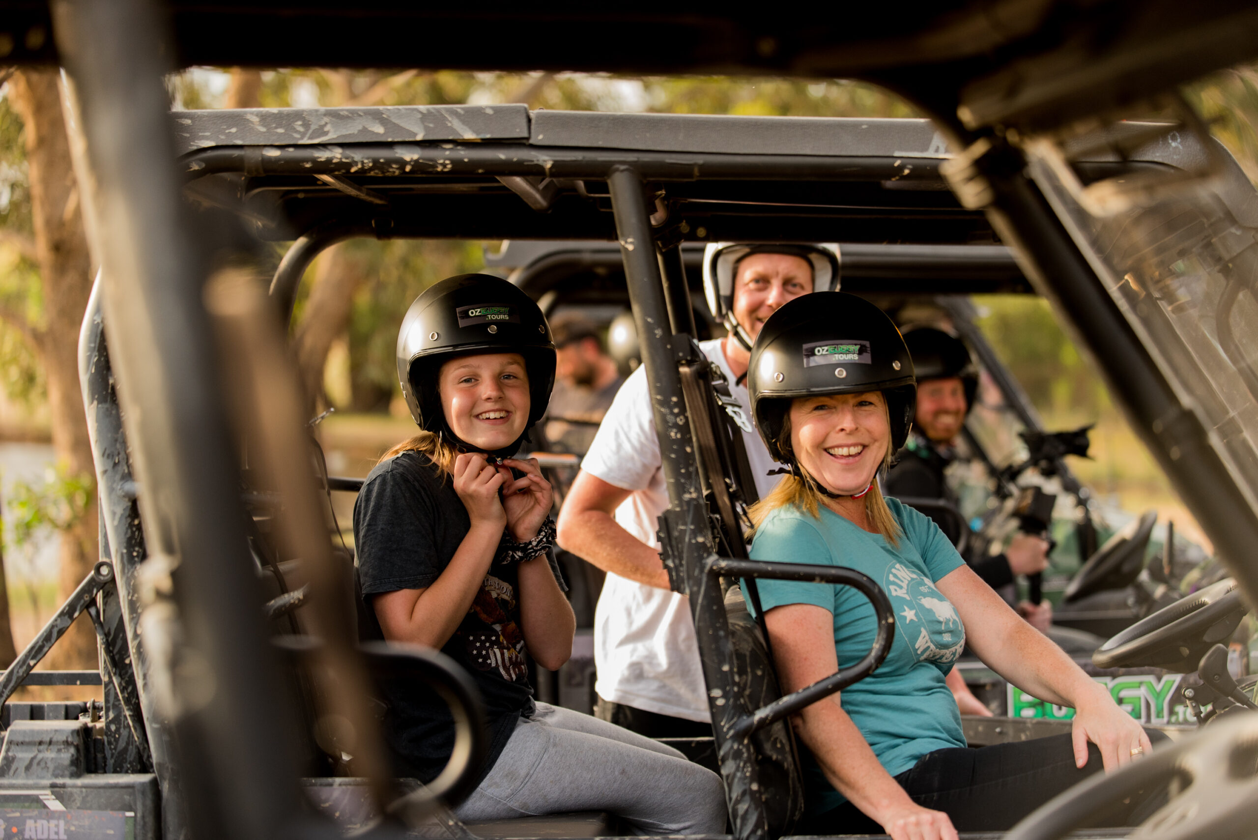 Buggy Tour QLD - Landcruiser Mountain Park