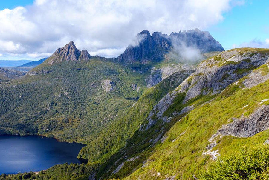 Group Cradle Mountain  3 day walk
