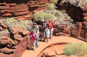 Broome to Perth via Kalbarri Karijini Ningaloo Monkey Mia Tour 10 day Tour via West Coast of Western Australia.