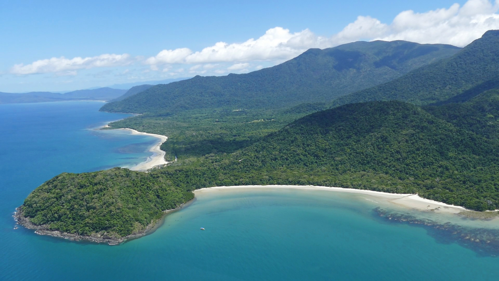 Fly and Ride Cape Tribulation