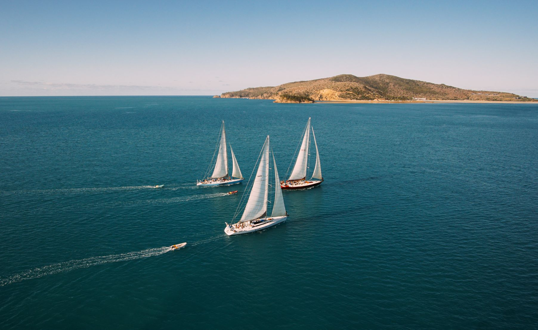 Prosail Whitsundays Private Group Charter