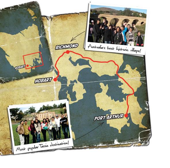 Port Arthur Mega Day Tour