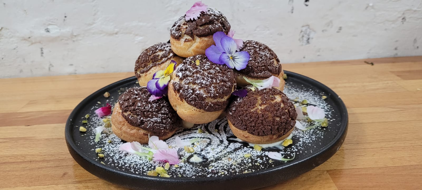 Desserts and Pastries Cooking Class