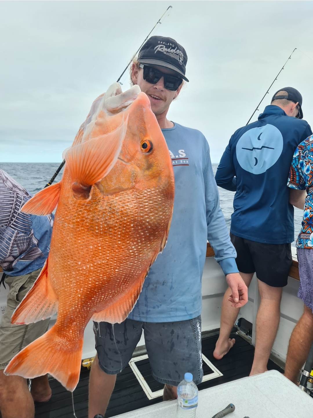 Full Day Reef Fishing Charter Whitsundays Outer Reef