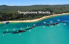 Introductory Dive Tangalooma Wrecks, Moreton Island - Double Dive