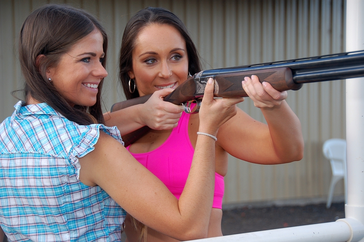 'Have a Go' Clay Target Shooting for 2ppl - Gold Coast (Beaudesert)