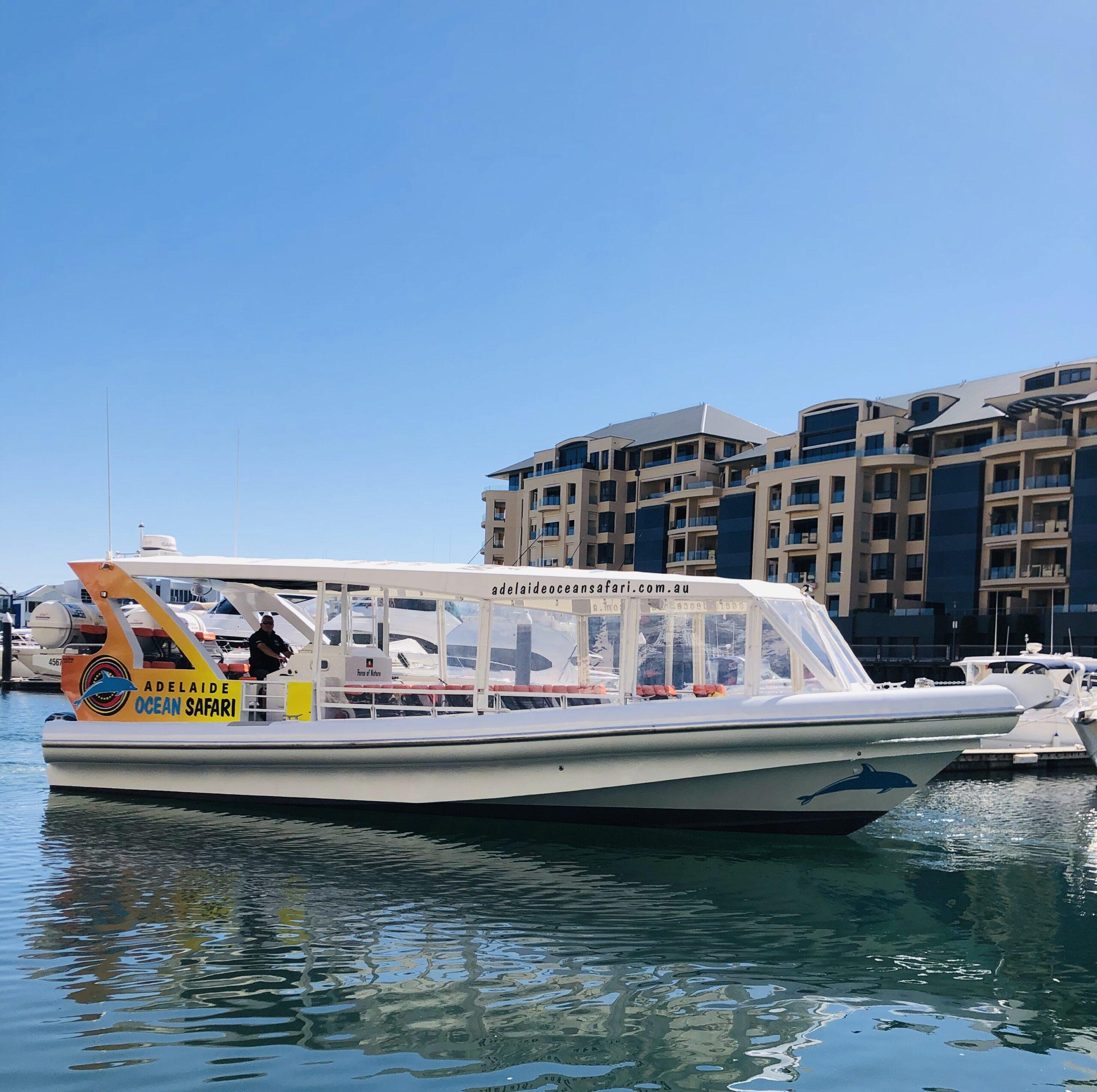 Adelaide Ocean Safari - Private Charter