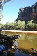 Kimberley Kununurra (Darwin option) to Broome Lake Argyle Mitchell Falls Accommodated 8 Day Tour