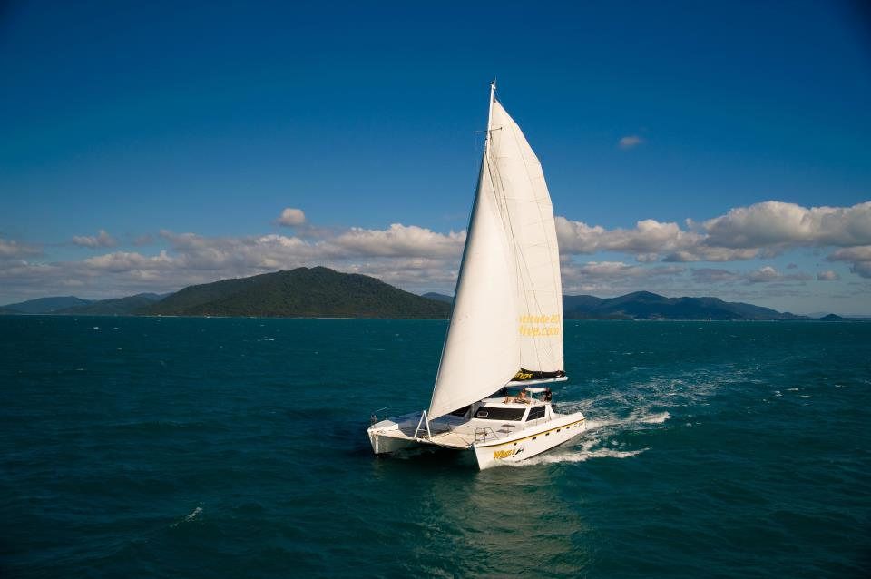 Package 2 - Fraser Whitsundays Hot Deal : Wings Sailing Whitsundays Tour 2 Day 2 Night & Fraser Island 3 Day 2 Night Tour with Drop Bear Adventures