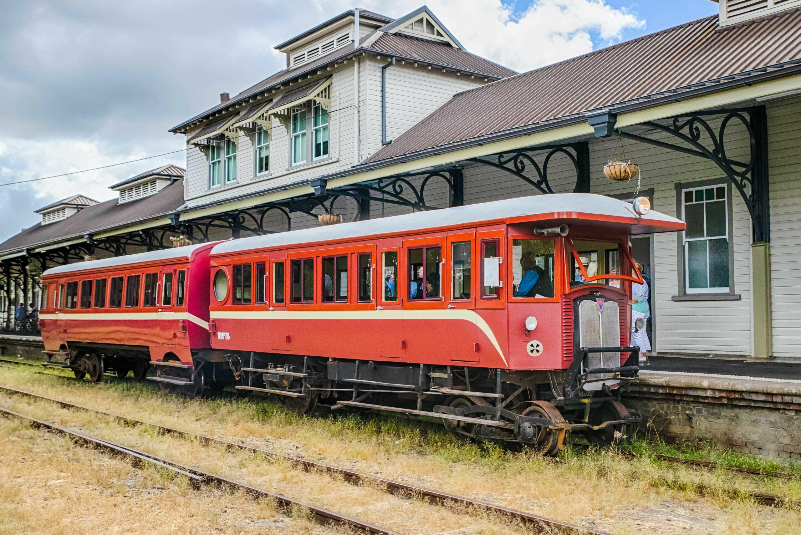 The Rattler Tasting Train - Departs Thursdays 10:00am Gympie to Amamoor (Return)