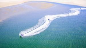 Jet boat, Parasailing plus Jet Ski Safari 1 hour - 2 Adults