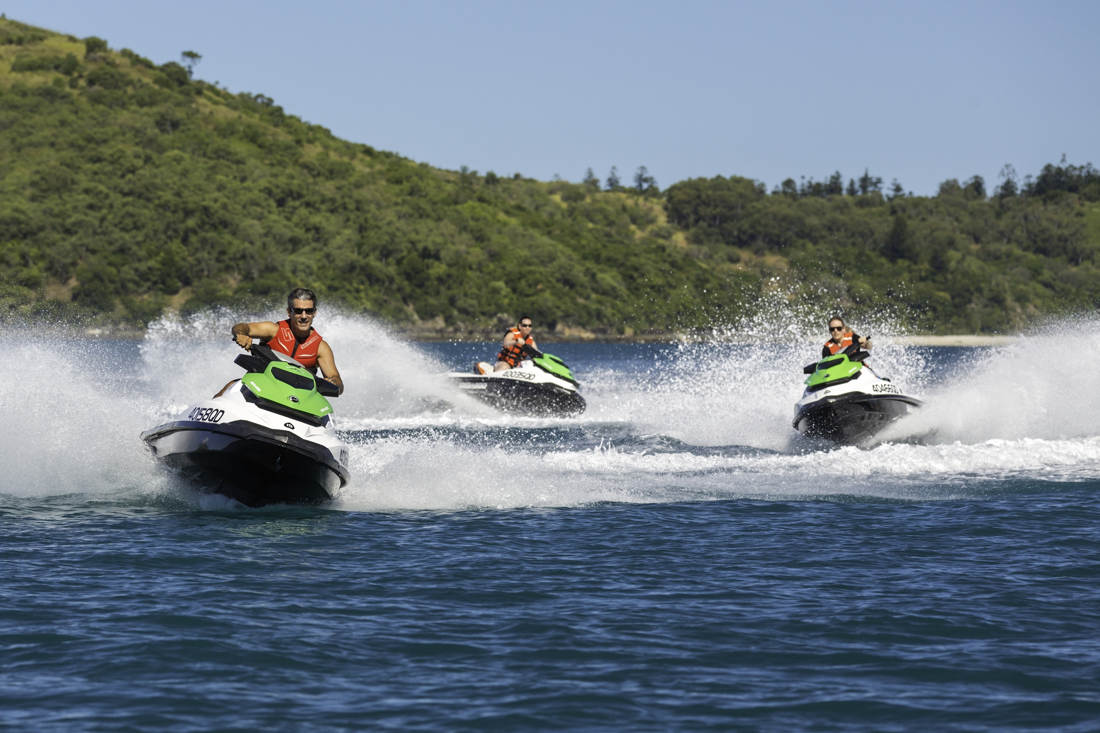 RIDE AND RAFT COMBO 2 - JETSKI AND OCEAN RAFTING PACKAGE