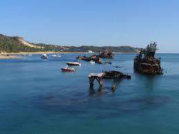 Scuba Diving Tangalooma Wrecks, Moreton Island - Double Dive