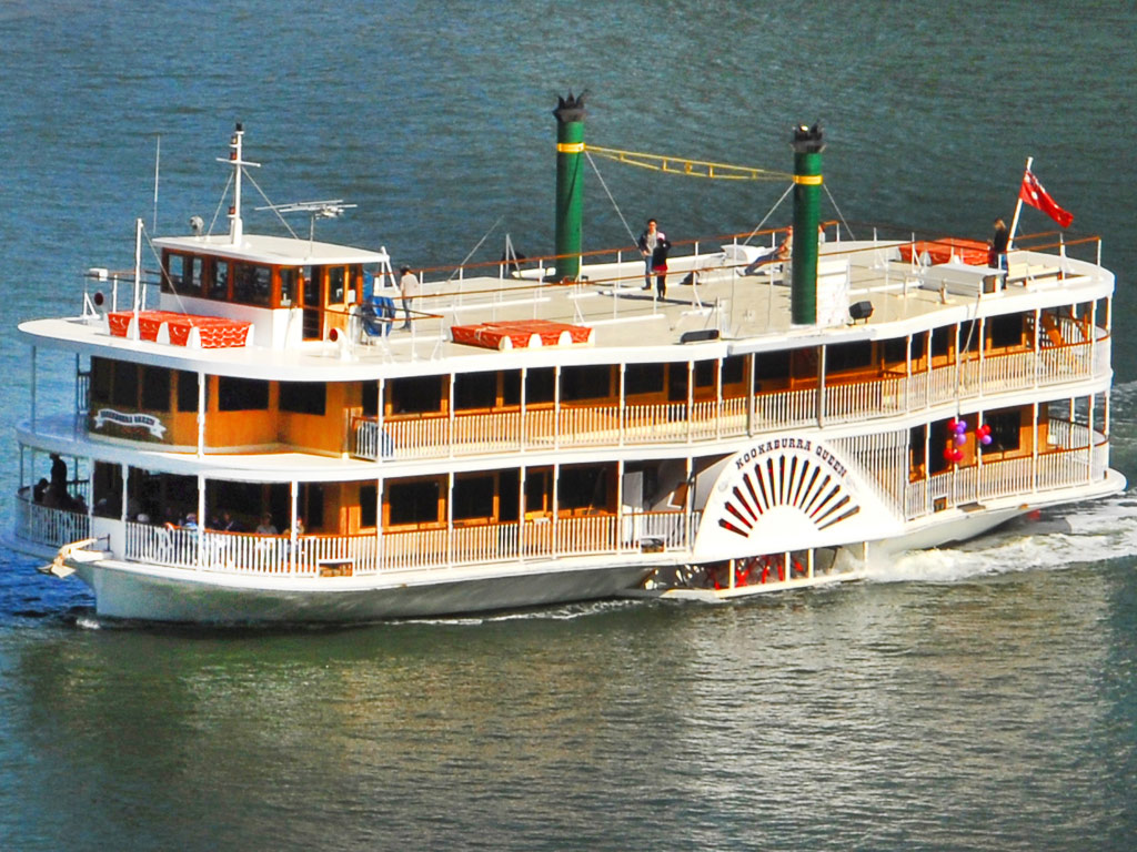 Weekday Ultimate River Cruise + Lunch