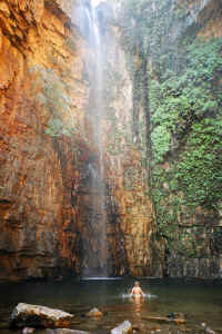 Kimberley Kununurra (Darwin option) to Broome Lake Argyle Mitchell Falls Accommodated 8 Day Tour