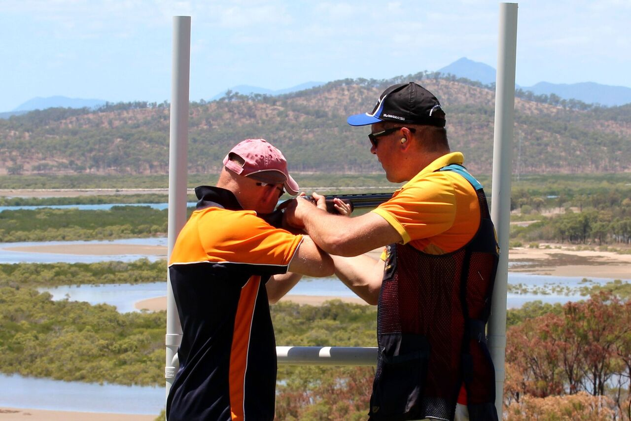 'Have a Go' Clay Target Shooting - Gold Coast (Beaudesert)