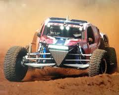 Gold Coast - V8 Race Buggy - 5 Hot laps