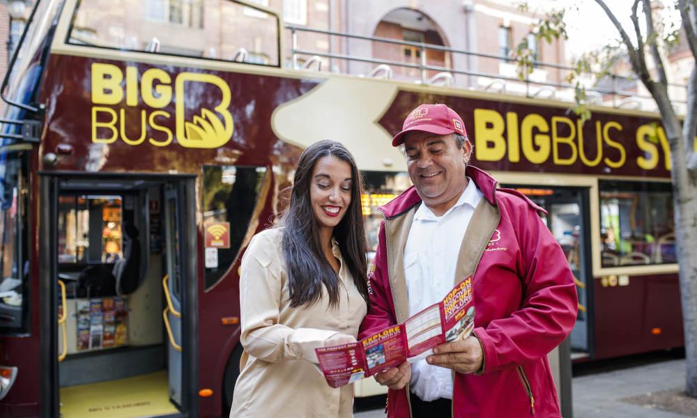 Big Bus Sydney PLUS Aquarium, Wildlife, Tower and Madame Tussauds