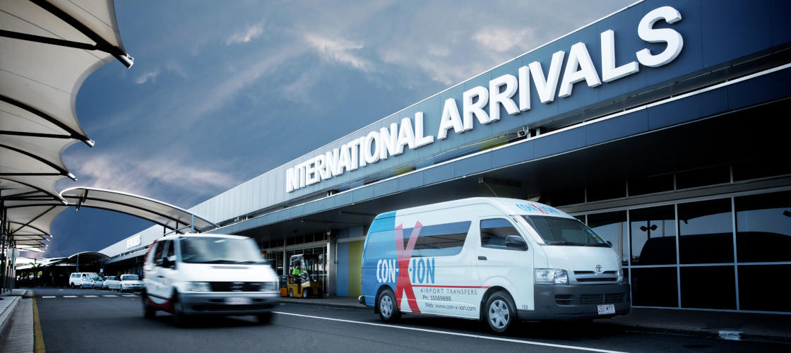 Brisbane Airport to Gold Coast Hotels Shared Transfer