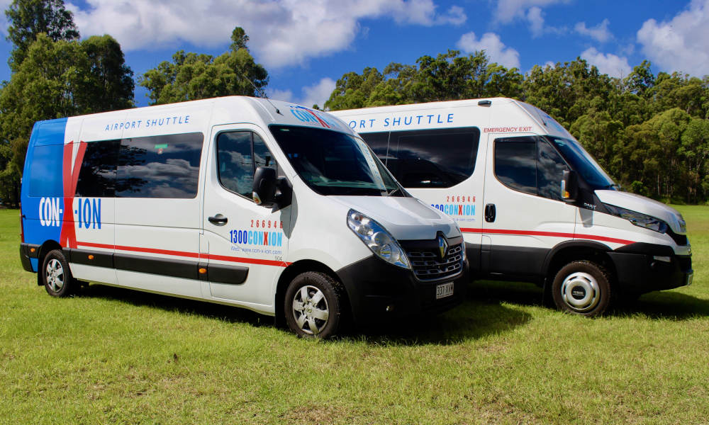 Gold Coast Airport to Gold Coast Hotels Shared Transfer
