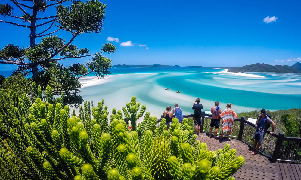 60 Minute Whitsunday Flight and Northern Exposure Rafting Package