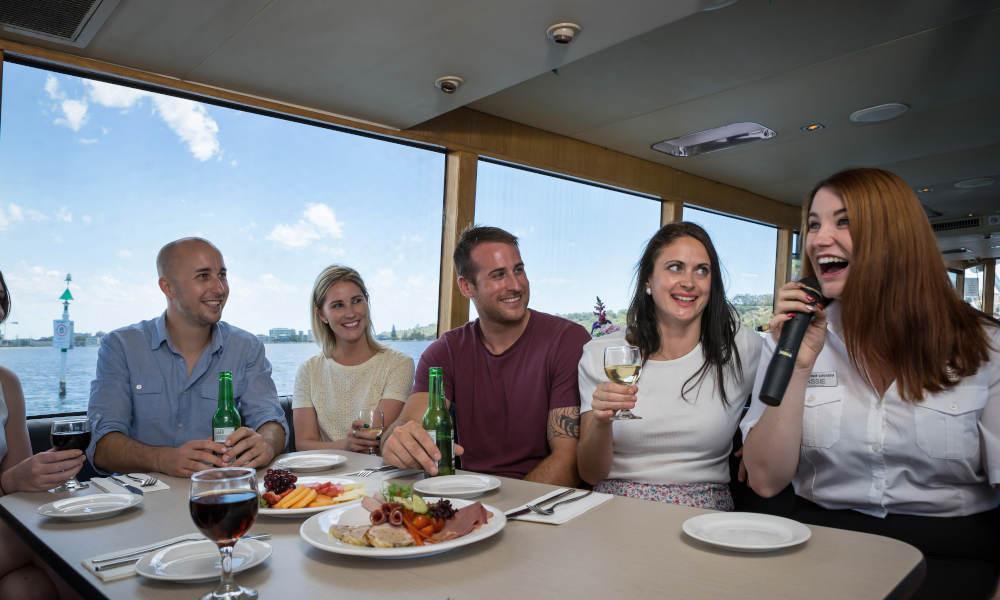 Fremantle Buffet Lunch Cruise