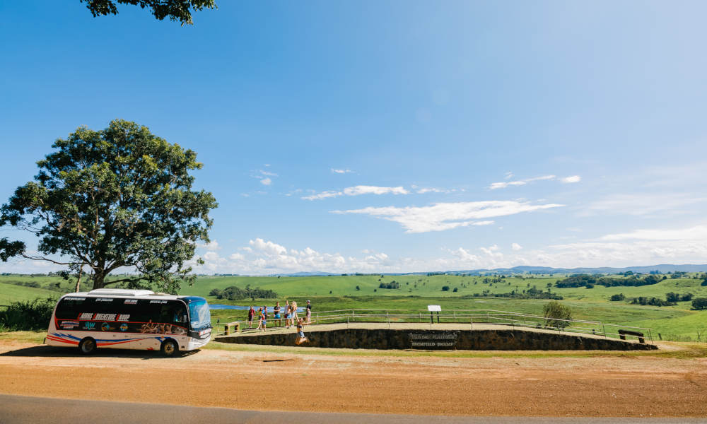 Atherton Tablelands and Waterfalls Guided Tour
