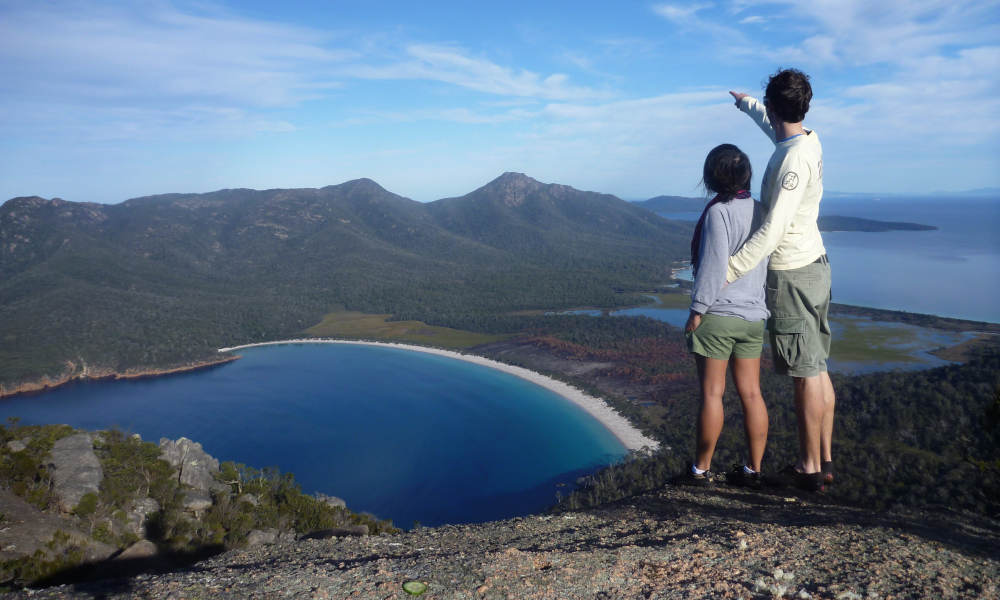 Wineglass Bay and Freycinet Day Tour