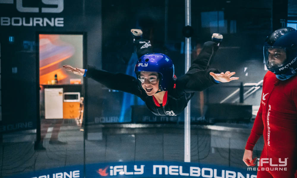 iFLY Melbourne Indoor Skydiving - Family