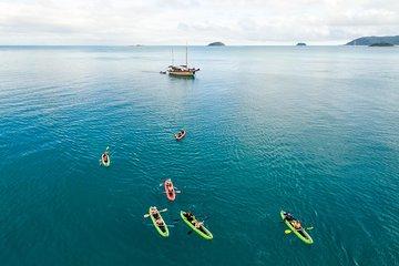 Summertime Sail & Kayak Day Trip