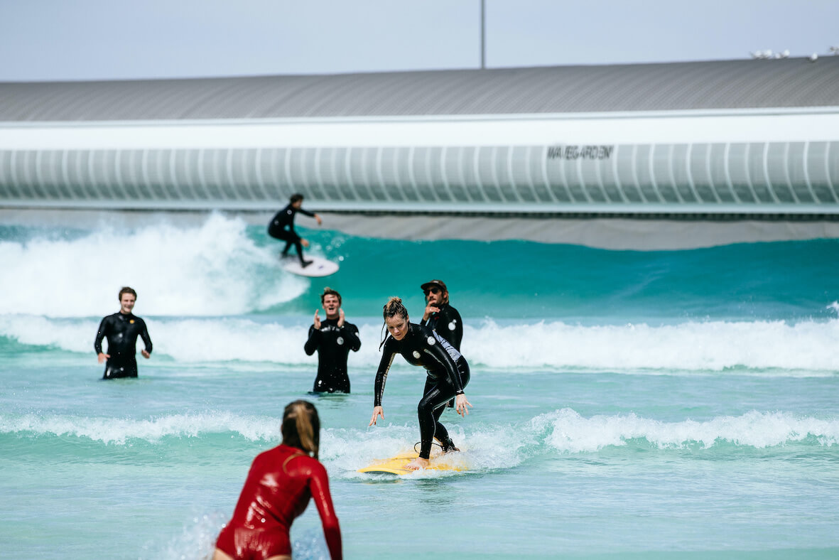 Learn to Surf Lesson