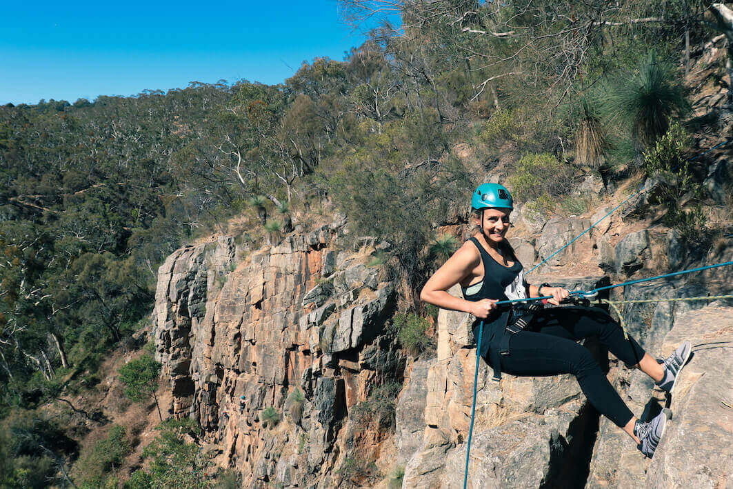 Abseiling Half Day Adventure