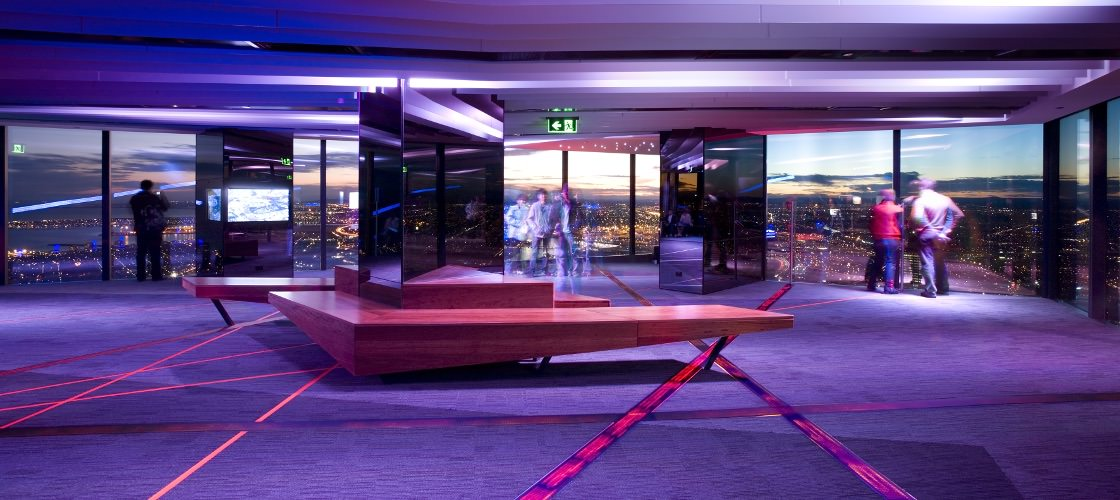 Eureka Skydeck Tickets with optional Edge Experience