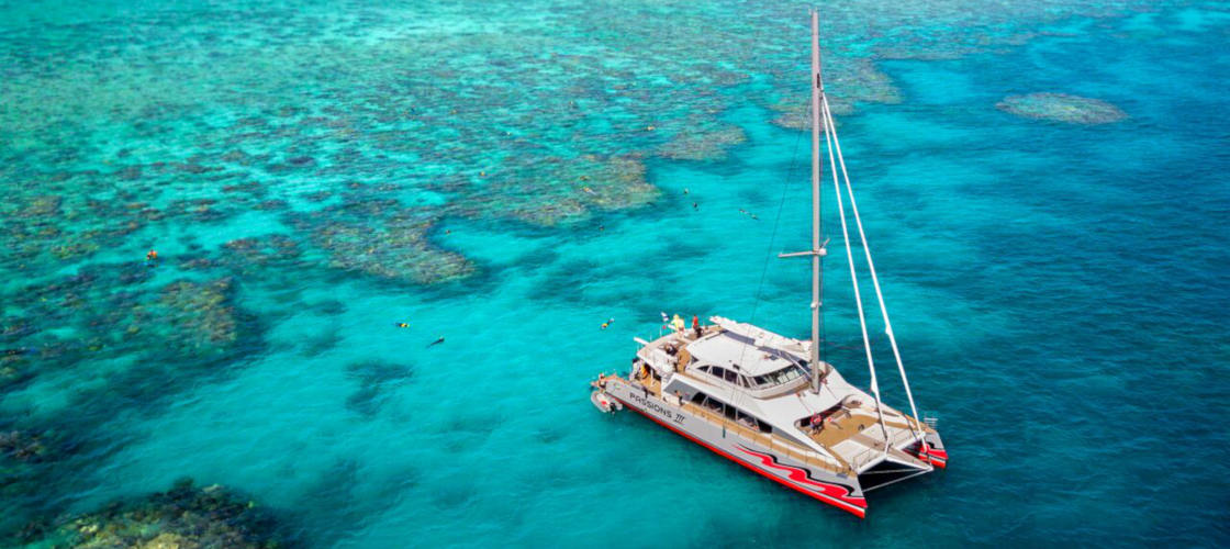 Great Barrier Reef Sailing Cruise